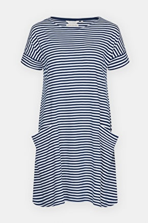 Short-sleeved Mill Pool Dress
