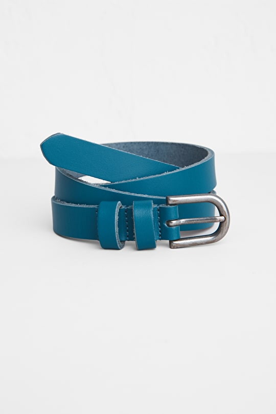 Colourful Slim Womens Belt, Trewen Belt - Seasalt