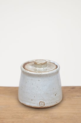 Leach Lidded Pot
