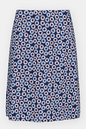 Paint Pot Skirt, Knee Length A-Line Skirt - Seasalt