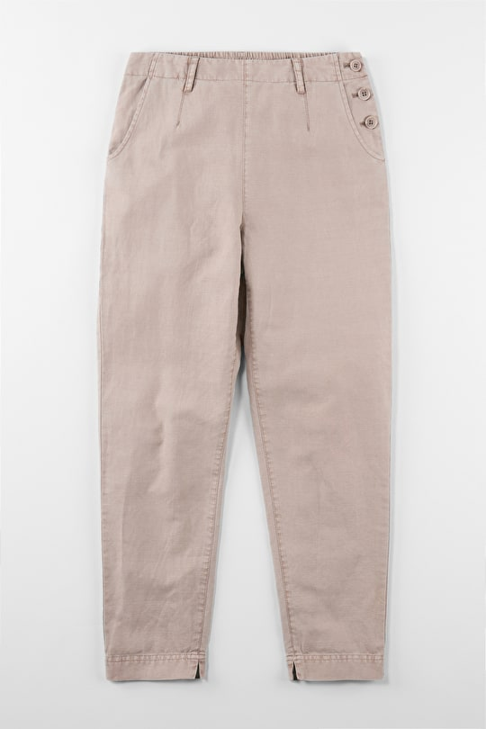 Nanterrow Relaxed Tapered Trouser - Seasalt
