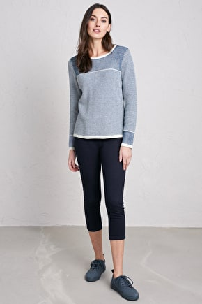 Bosvenning Cropped Jeggings - Seasalt