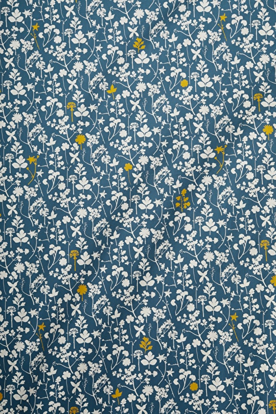 Printed Lightweight Cotton Voile Fabric - 100% Cotton