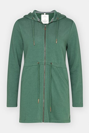 Soft, Stylish Zip Up Hoodie - Seasalt