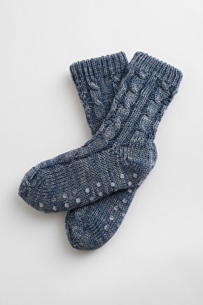 Luxury Loungewear Socks. Treat Your Feet - Seasalt