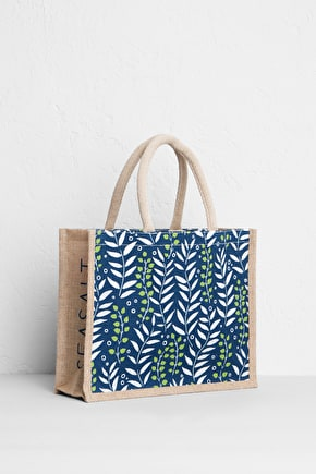 Cute Jute, Unique printed jute bags - Seasalt