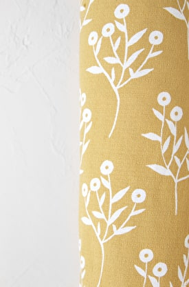 Printed Textured Cotton Fabric