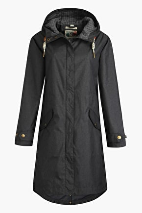 Hellweathers Mac | Long lightweight raincoat | Seasalt
