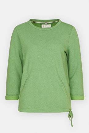 Ruben Sweatshirt, Loose Lightweight Cotton Pull-On Jumper - Seasalt