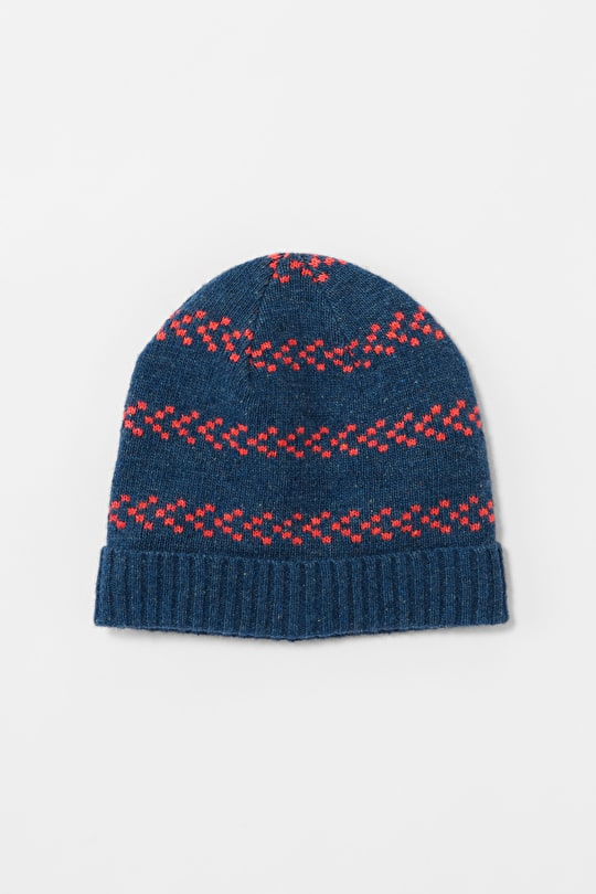 Soft, Cosy Merino Hat. Perfect For Winter - Seasalt
