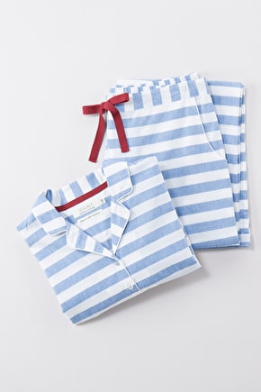 Early Light, Organic Cotton Pyjamas - Seasalt