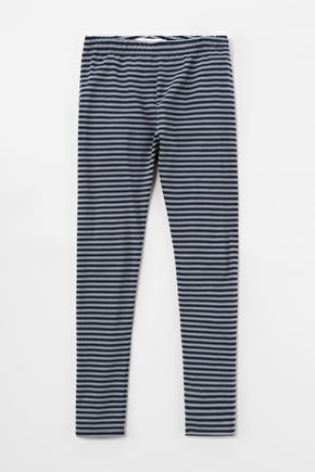 Very Soft Organic Cotton Leggings - Seasalt