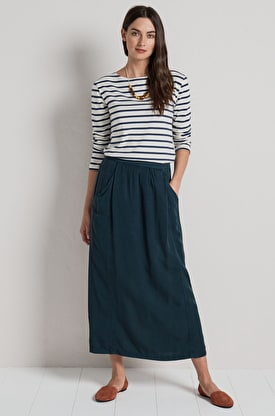 Watery Sky Skirt