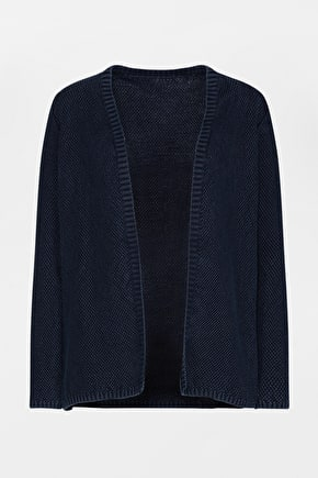 Cotton Edge to Edge Cardi, Luma Cardigan - Seasalt