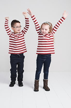Kids' Sailor Shirt