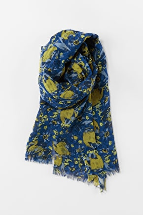 Pretty Printed Scarf