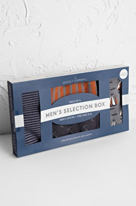 Men's Selection Box Socks Pack
