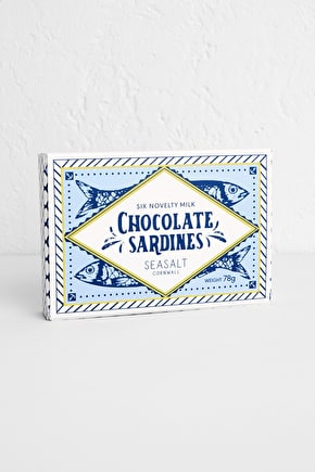 Box of Chocolate Sardines