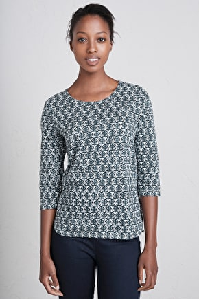 Sowing Top, Organic Cotton Lightweight Shirt
