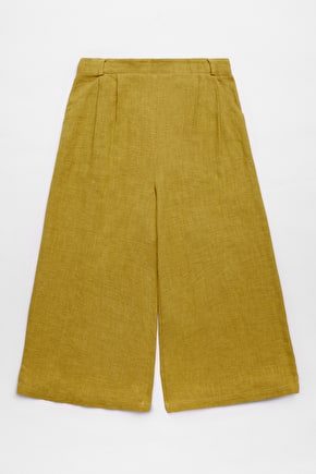 Breaking Waves Culottes, Breathable Ramie/Cotton - Seasalt Cornwall