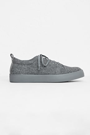 Pursuit Cotton Canvas Trainer - Seasalt