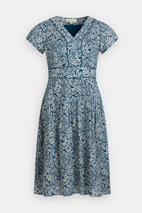 Villa Garden Dress, Vintage Cotton Tea Dress - Seasalt Cornwall