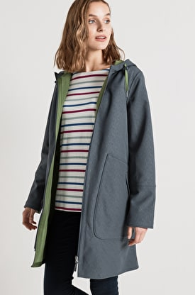 The Skimming Stones Coat