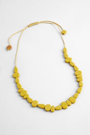 Simple Forms Necklace, Hand Crafted & Colourful - Seasalt Cornwall