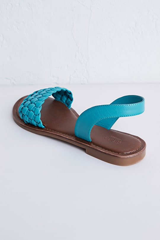 Sandsifter Sandal, Leather Summer Sandals - Seasalt