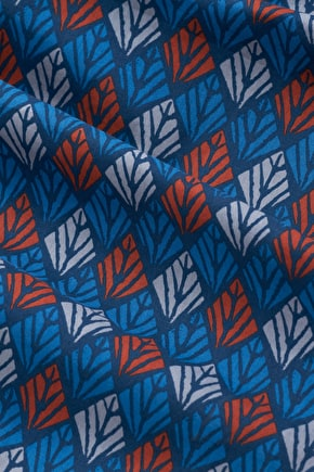 Printed Cotton Poplin Fabric, Availible in 1, 3 and 5 Metres - Seasalt