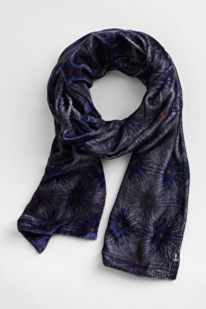 Playwright Scarf, Silk Velvet Scarf  - Seasalt Cornwall