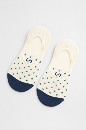 Women's Linen Liner Socks, Soft & Breathable - Seasalt Cornwall