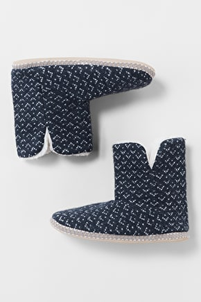 Soft Snooze Booties. Slippers To Relax In - Seasalt