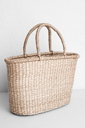 Small Coast Path Basket