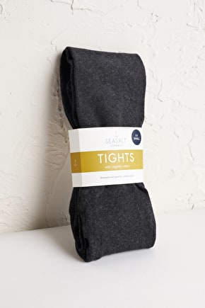 Tights with Organic Cotton - Seasalt