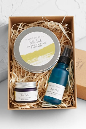 Cornish Dreams Bath and Body Set - Seasalt Cornwall