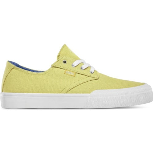 Etnies Jameson Yellow Skate Shoes