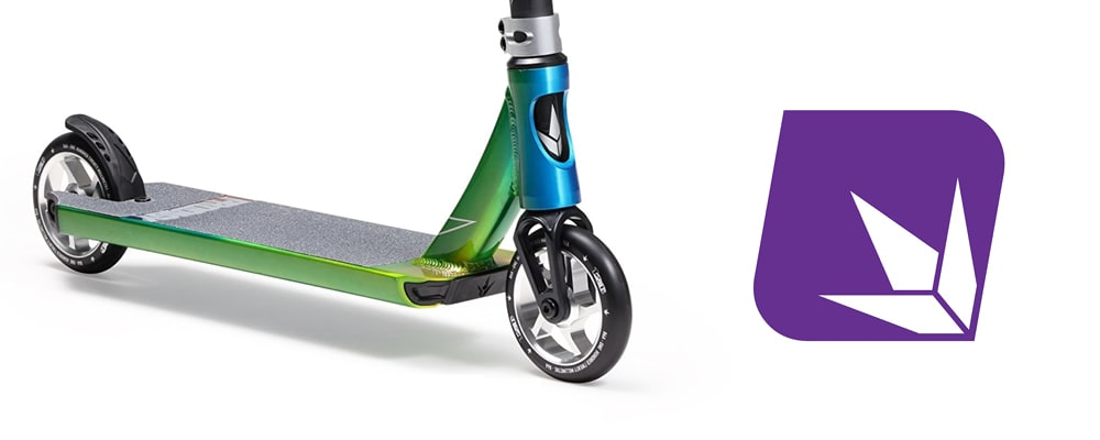 blunt envy prodigy S6 scooter