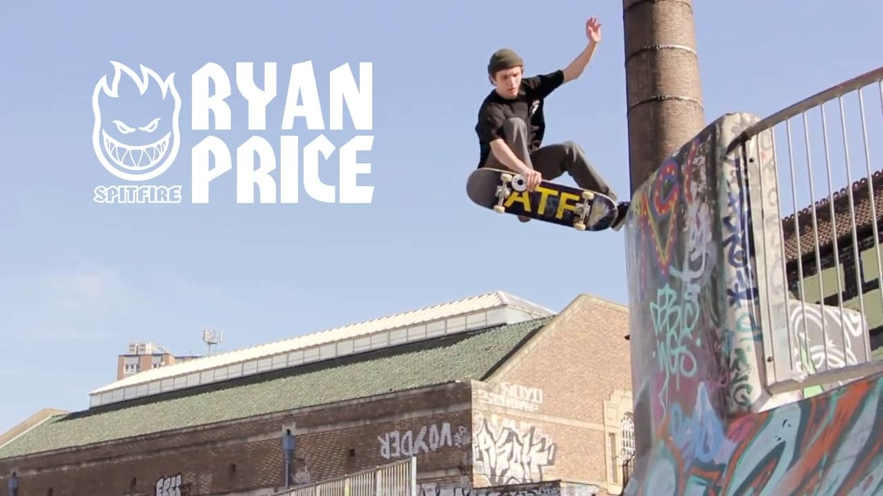 Spitfire Wheels Edit - Ryan 'Clever' Price