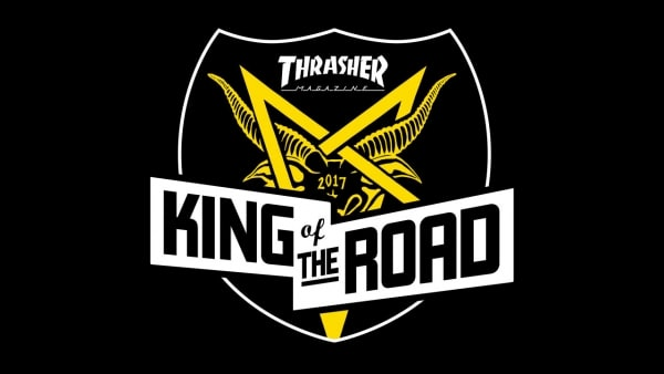 Thrasher King of the Road 2018