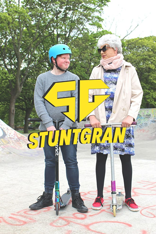 Introducing: Stunt Gran