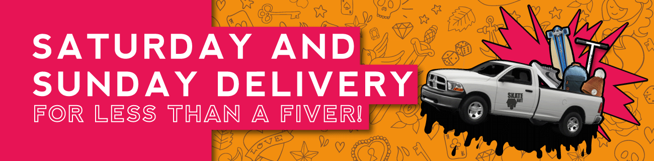 Delivery - Saturday/Sunday