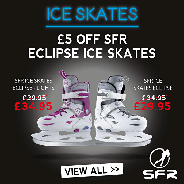 Black Friday SFR Ice Skates