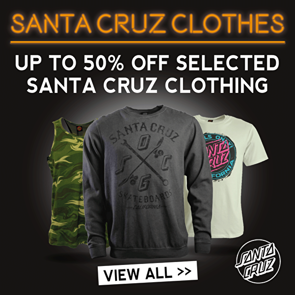 Black Friday Santa Cruz