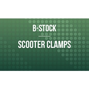 B-Stock Scooter Clamps