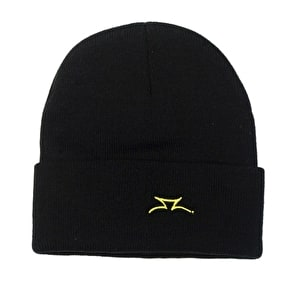 AO Graffiti Beanie - Black