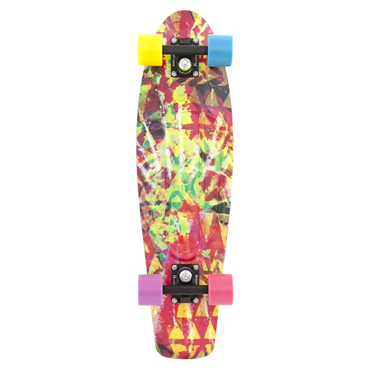 Penny Skateboards Nickel Complete Skateboard - Kaleidoscope 27""