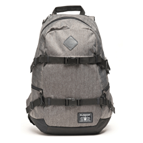 Element Jaywalker Backpack - Charcoal Herringbone