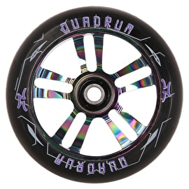 AO Quadrum 10-Star Scooter Wheel 100mm - Oilslick