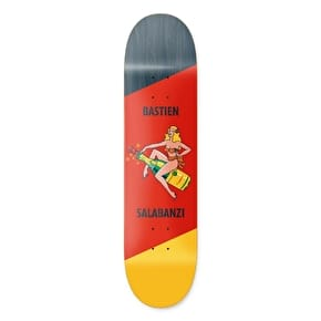 Primitive Pin Up Salabanzi Skateboard Deck - 8.25